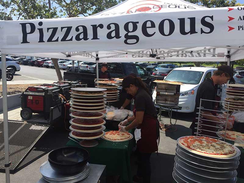 Behr Pizza Preperations