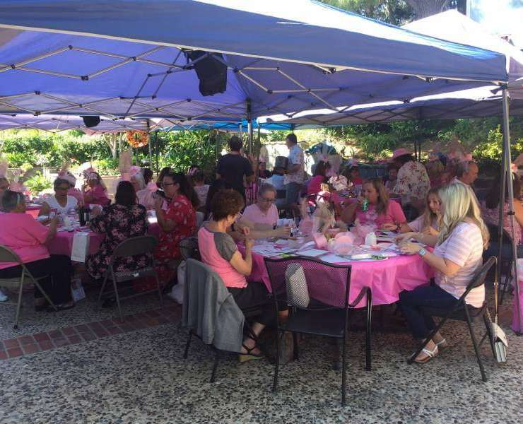 Charity Event – Breast Cancer Awareness